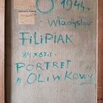 Portret Oliwkowy – Władysław Filipiak
