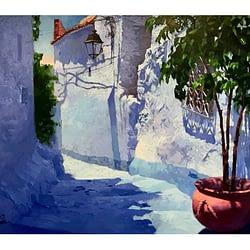 Blue Pearl III – Leszek Piotrowski