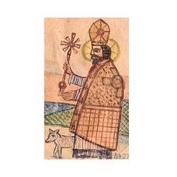 Święty – Nikifor Krynicki