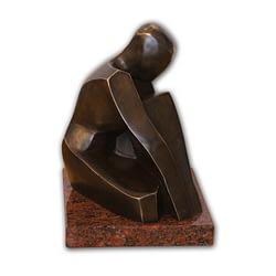 Postać Siedząca I – Michał Selerowski