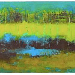Nad Jeziorem – Katarzyna Środowska