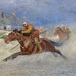 Antoni Piotrowski – Jeźdźcy na koniach