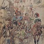 Tragedia Bałkańska – Mihaly Zichy